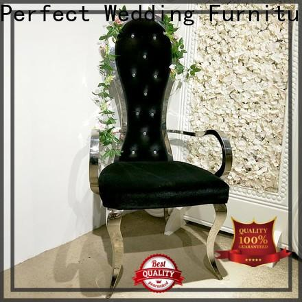 Perfect Wedding Furniture Top king and queen chairs for weddings Suppliers for hotel
