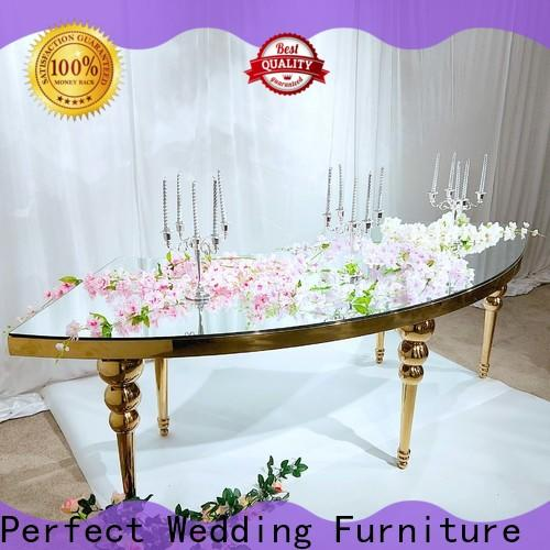 Perfect Wedding Furniture half centre wedding table decorations for business for wedding ceremony