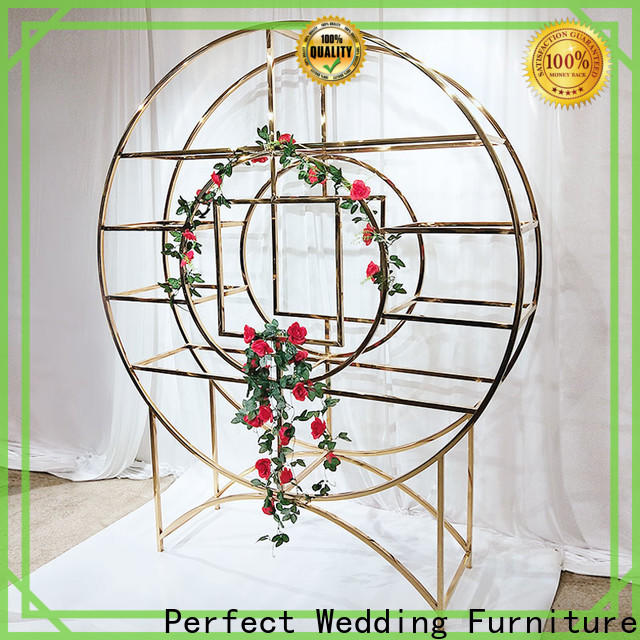 Perfect Wedding Furniture Latest display shelves for business for wedding ceremony