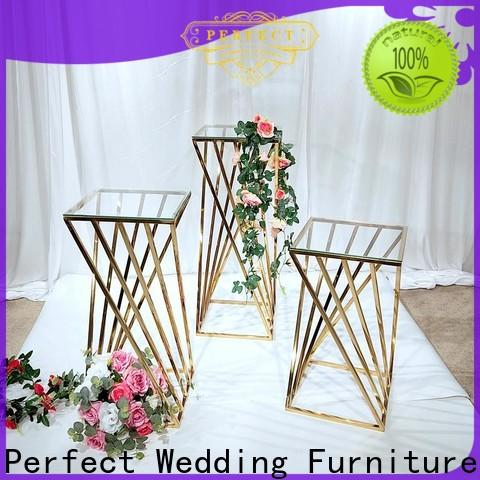 Perfect Wedding Furniture Top flower stand manufacturers for wedding ceremony