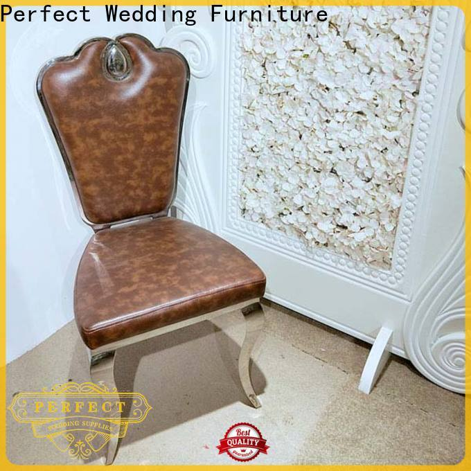 Perfect Wedding Furniture Wholesale wedding chair factory for wedding ceremony