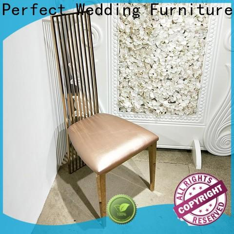 Perfect Wedding Furniture New wedding chair Supply for hotel