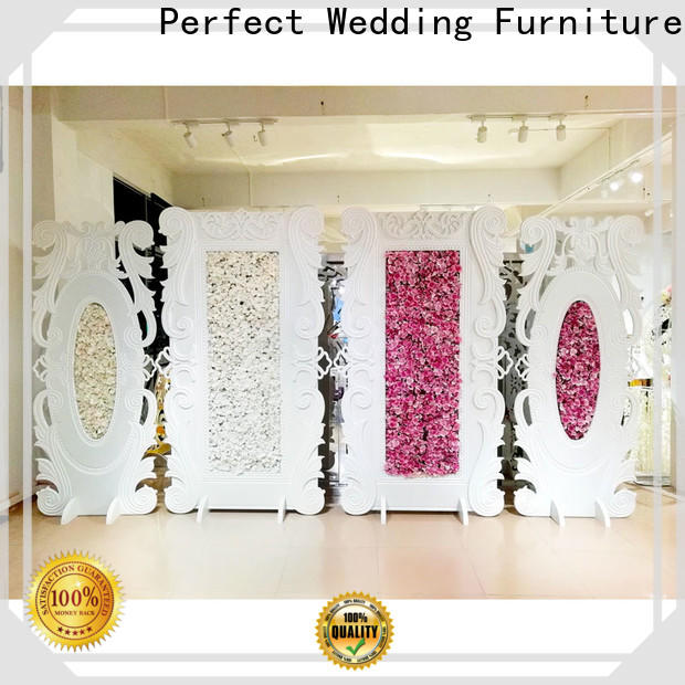 New wedding screen partition inside company for home