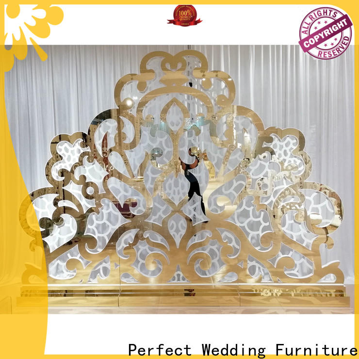 Perfect Wedding Furniture New wedding screen partition company for hotel