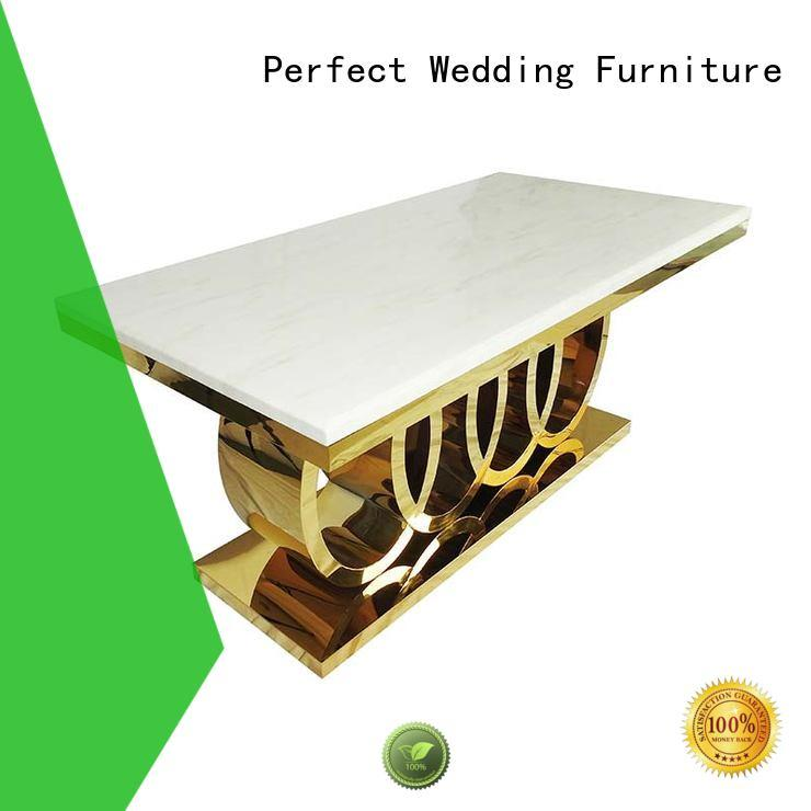 Perfect Wedding Furniture perfectly round wedding tables in various shapes for hotel
