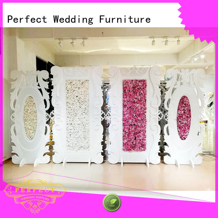 Perfect Wedding Furniture decorative wedding screen partition to accentuate the desired effect for hotel
