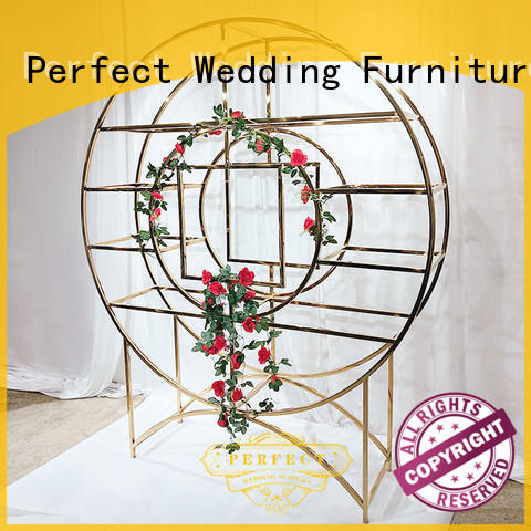 high quality modern shelves beautiful manufacturer for wedding ceremony