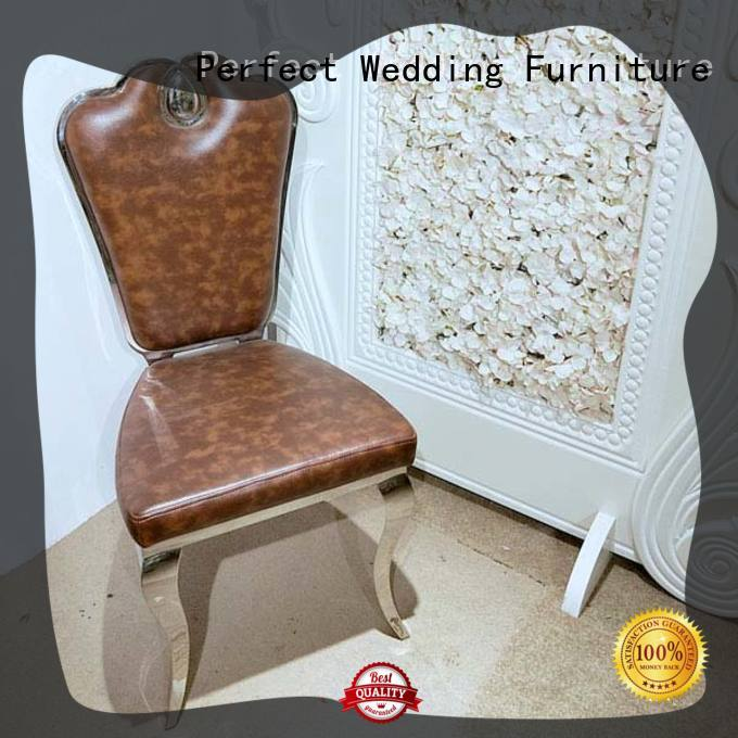 cheap wedding chairs leather for wedding ceremony Perfect Wedding Furniture