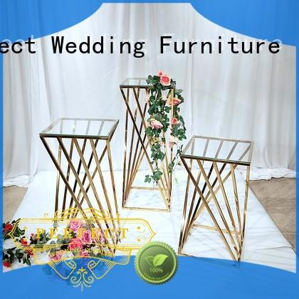 Perfect Wedding Furniture beautiful flower stands for wedding aisle manufacturer for hotel