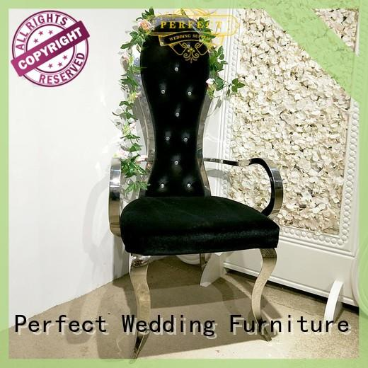 Perfect Wedding Furniture High-quality wedding throne chair factory for hotel