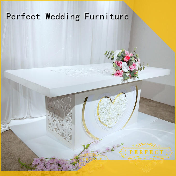 Perfect Wedding Furniture elaborate wedding table design manufacturer for dining room