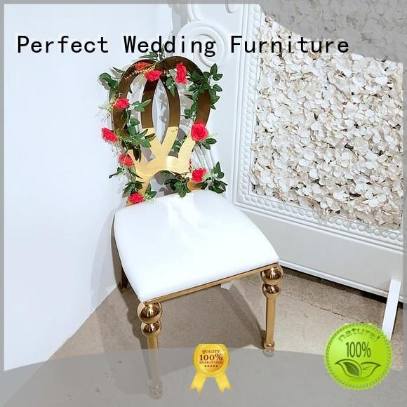 bridal chair chair series for wedding ceremony