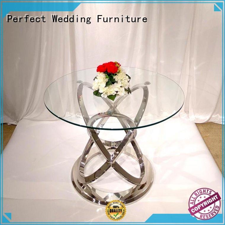 Wholesale wedding table dressing pvc Suppliers for dining room