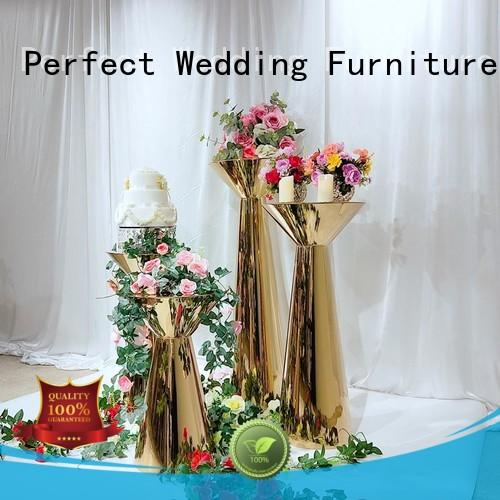 Perfect Wedding Furniture Top flower stand Suppliers for home
