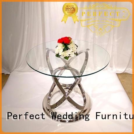 perfectly wedding dining table in various sizes for hotel