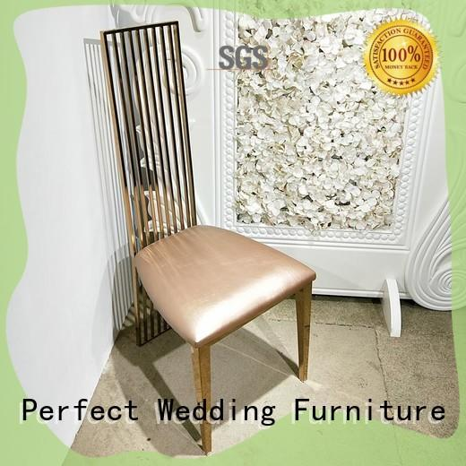 leather best wedding chairs stainless for wedding ceremony Perfect Wedding Furniture