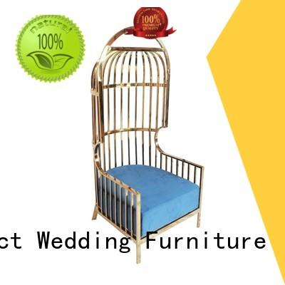 Perfect Wedding Furniture New wedding throne chair Suppliers for wedding ceremony