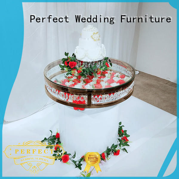 black wedding display table in various sizes for dining room Perfect Wedding Furniture