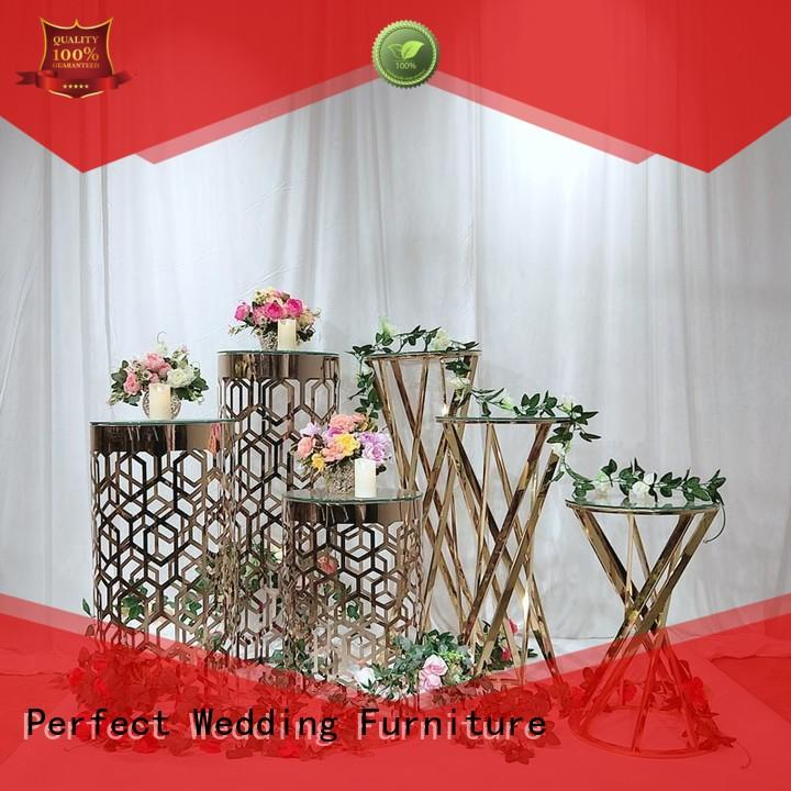 high quality flower stands for wedding aisle color series for home