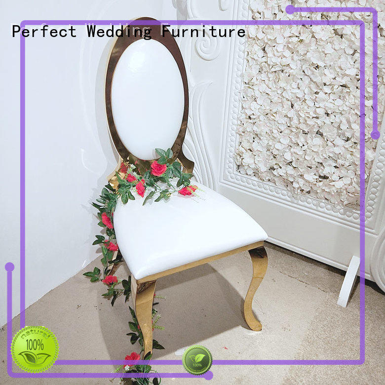 Perfect Wedding Furniture high quality wedding reception chairs in the waiting areas for hotel