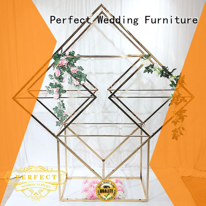 Perfect Wedding Furniture traditional decorative shelving units wholesale for indoors