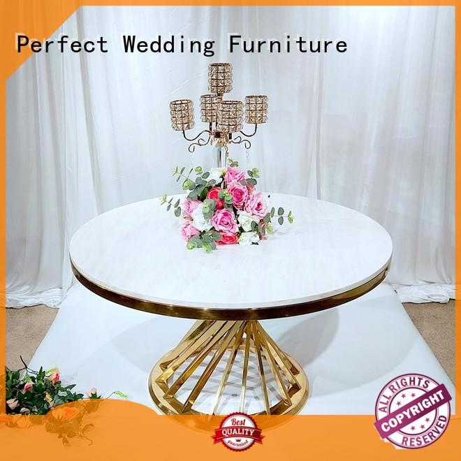 perfectly round wedding tables round manufacturer for wedding ceremony