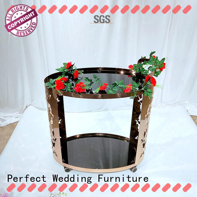 online bar serving cart series for wedding ceremony Perfect Wedding Furniture