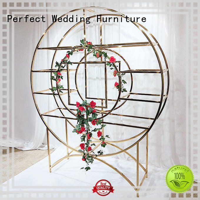Perfect Wedding Furniture designed decorative shelves to meet your needs for hotel