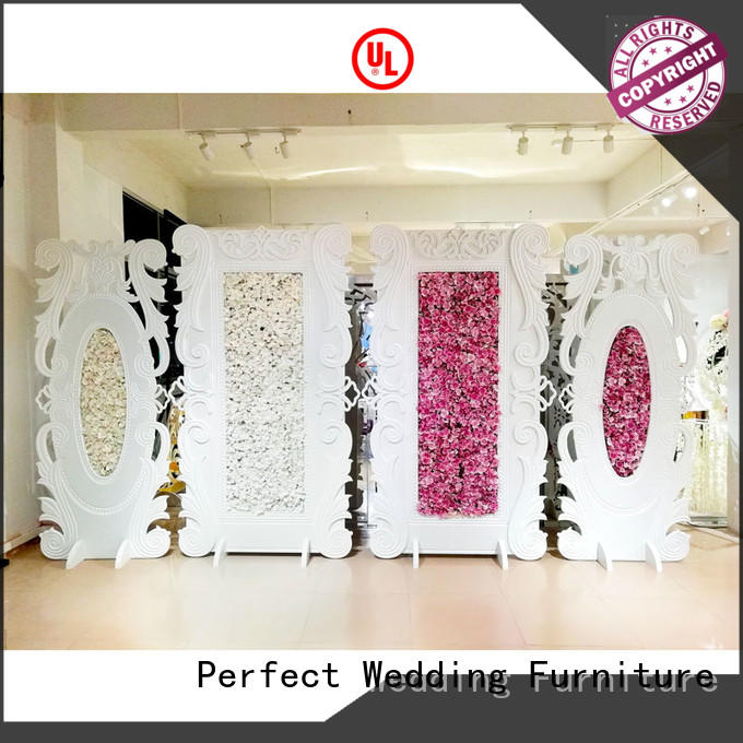 Perfect Wedding Furniture durable wedding screen partition to accentuate the desired effect for hotel