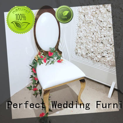 Perfect Wedding Furniture color bridal chair series for wedding ceremony