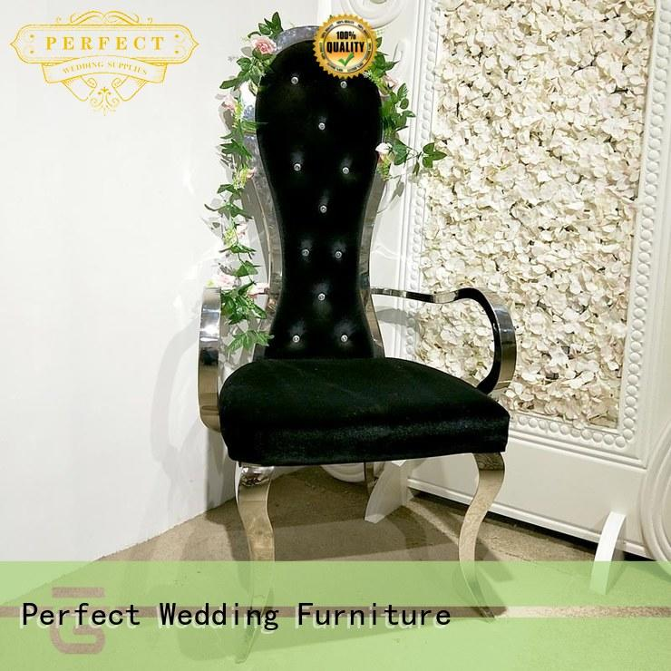 Perfect Wedding Furniture durable throne chair wedding chair for wedding ceremony