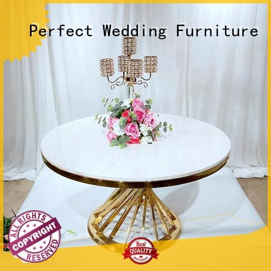 wedding accessories table stainless for dining room Perfect Wedding Furniture