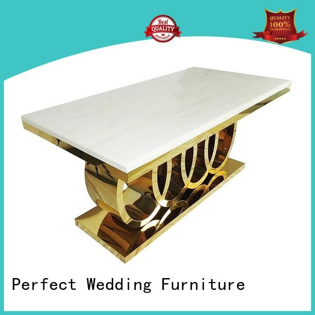 wedding table supplies color for hotel Perfect Wedding Furniture