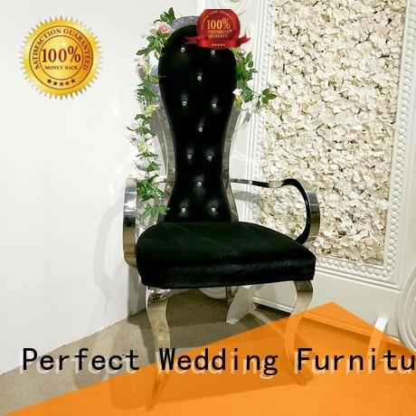 Perfect Wedding Furniture Wholesale queen chair manufacturers for hotel
