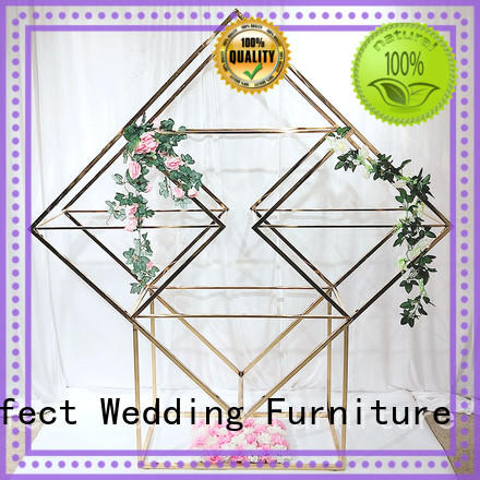 Perfect Wedding Furniture designed modern shelves to place your precious trinkets for wedding ceremony