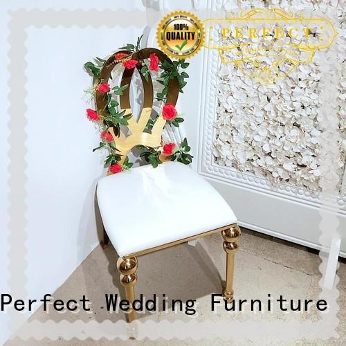 Perfect Wedding Furniture color wedding reception chairs wholesale for hotel