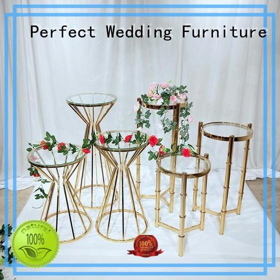 Perfect Wedding Furniture beautiful floral stand to meet your needs for hotel