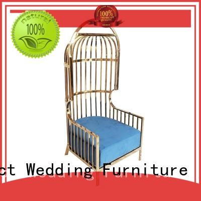 Custom king and queen chairs throne company for hotel