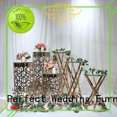 Perfect Wedding Furniture Best metal flower stand for business for wedding ceremony