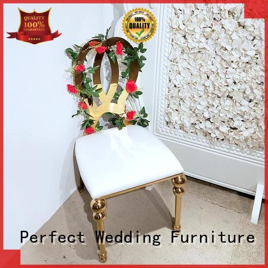 wedding ceremony chairs leather for wedding ceremony Perfect Wedding Furniture