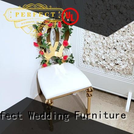 Perfect Wedding Furniture high quality party tables and chairs to meet your needs for wedding ceremony