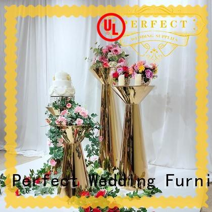 Perfect Wedding Furniture stainless floral stand to meet your needs for home