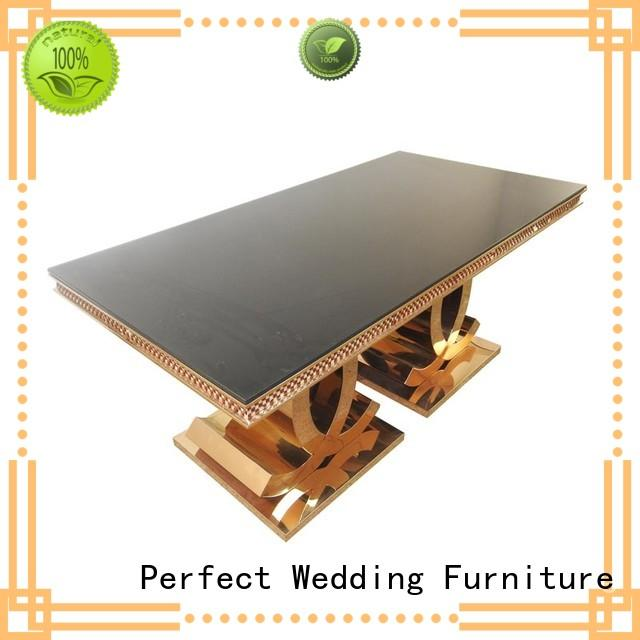 Perfect Wedding Furniture perfectly wedding party table with contemporary manufacturing series for dining room