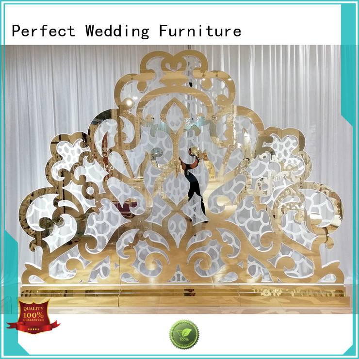 Perfect Wedding Furniture Latest wedding screen Supply for home