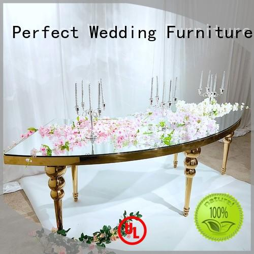 Perfect Wedding Furniture simple wedding table supplies steel for dining room