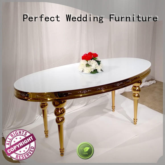 Perfect Wedding Furniture Latest wedding table design manufacturers for hotel