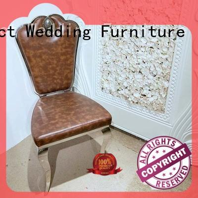 Perfect Wedding Furniture dining chair for wedding factory for wedding ceremony