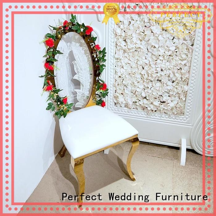 Perfect Wedding Furniture high quality party tables and chairs dining for hotel