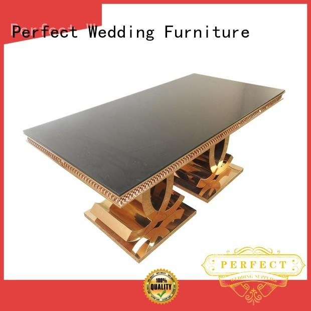 high quality wedding table dressing white in various shapes for hotel