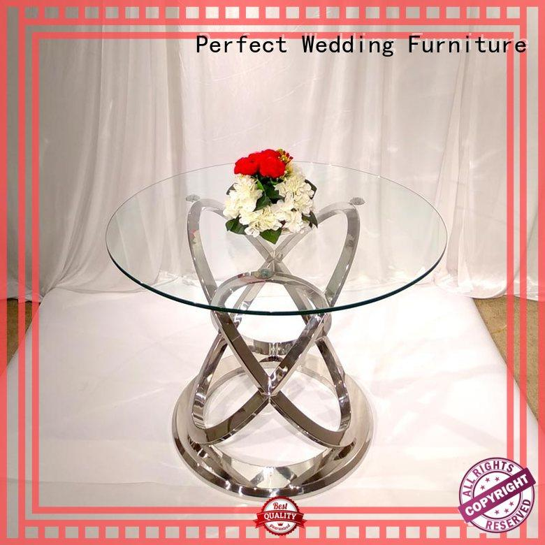 Perfect Wedding Furniture simple wedding table supplies steel for wedding ceremony